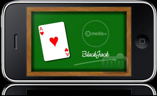 BlackJack BR no iPhone
