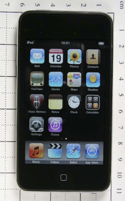 iPod touch (Late 2009)