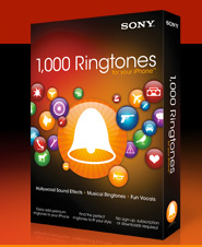 Sony Ringtones