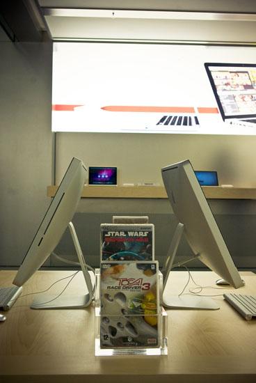 Apple Retail Store do Carrousel Du Louvre