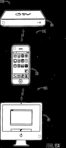 Patente da Apple para Sincronização