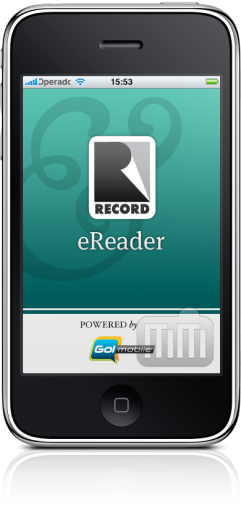 Grupo Editorial Record no iPhone