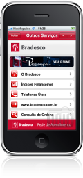 Bradesco Dia & Noite no iPhone