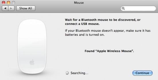 Pareando Magic Mouse