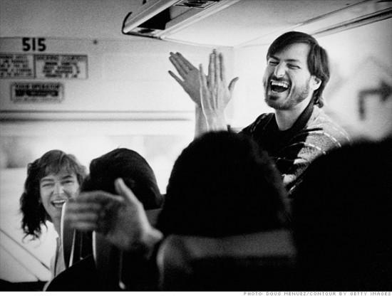 Fotos raras de Steve Jobs (FORTUNE)