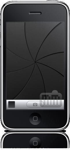 iPhone FAIL câmera travada fechada