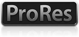 Logo do ProRes