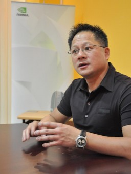CEO da NVIDIA