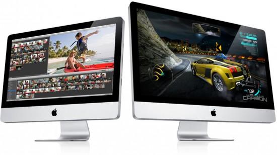 iMacs performance de lado
