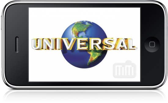 iPhone na Universal