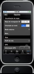 NAVIGON MobileNavigator Brazil no iPhone