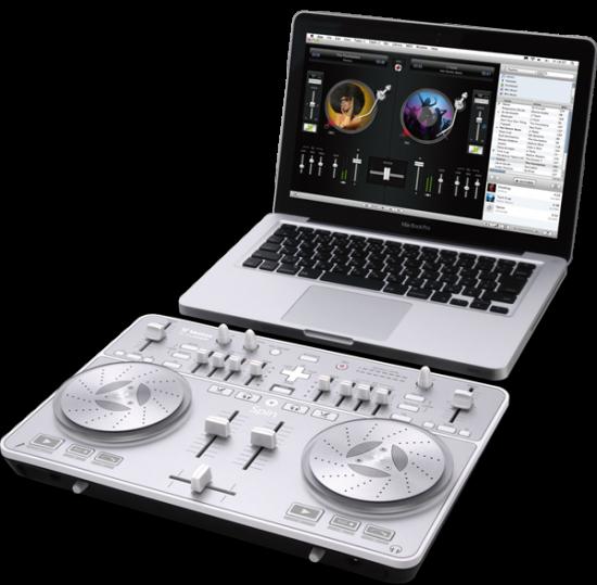 Spin para DJs
