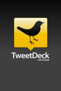 TweetDeck para iPhone