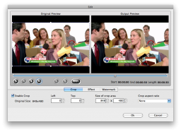 iFunia Video Converter for Mac