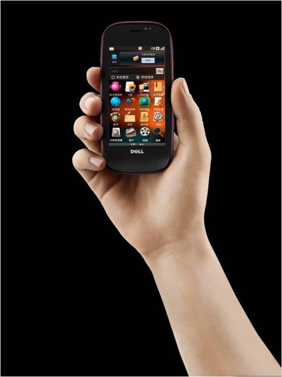 Smartphone Dell Mini 3