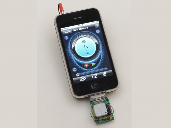 Sensor de químicos da NASA para iPhone