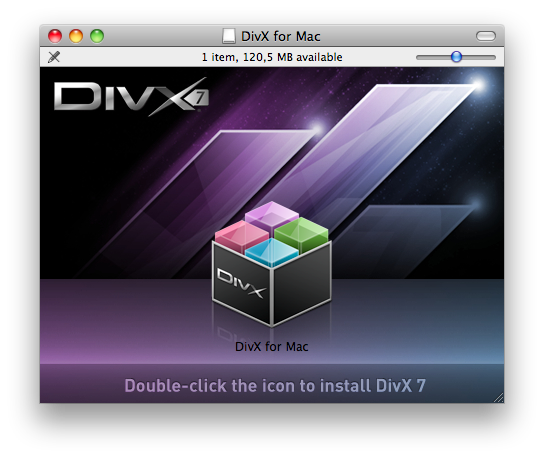 DivX 7.2