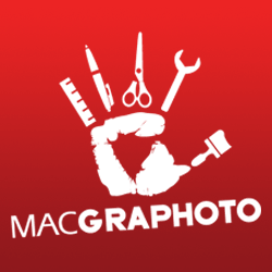 Logo do MacGraPhoto