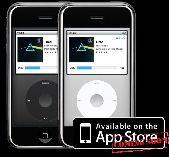 Emulador de iPod classic no iPhone