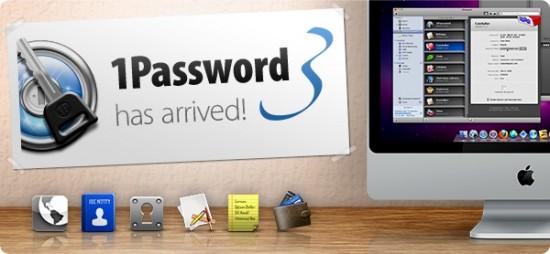 1Password 3 lançado