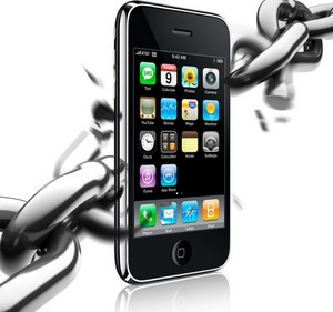 iPhone com jailbreak (corrente)