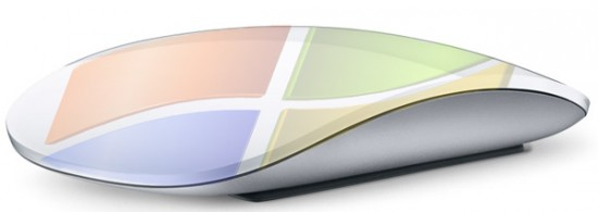 Magic Mouse para Windows