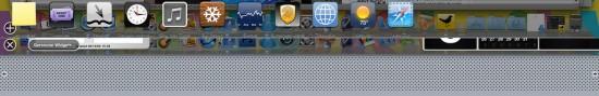 Mac FAIL Dock e Dashboard