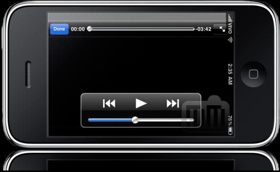 iPhone FAIL orientação de vídeo