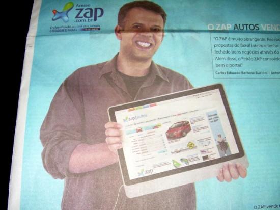 Mac é Pop ZAP