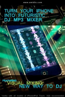 Touch DJ para iPhone