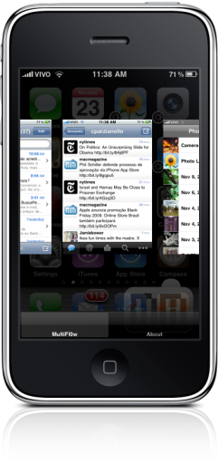 Multifl0w no iPhone