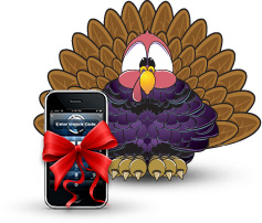 1Password touch - Thanksgiving