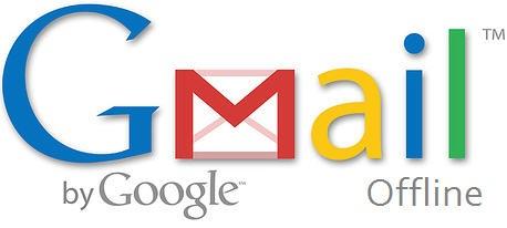 Logo do Gmail Offline