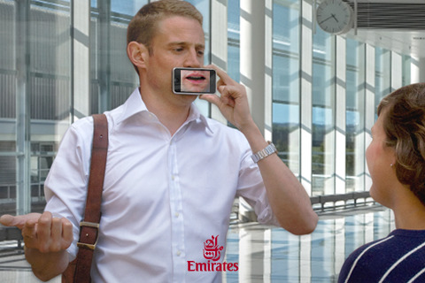 Emirates iLingual