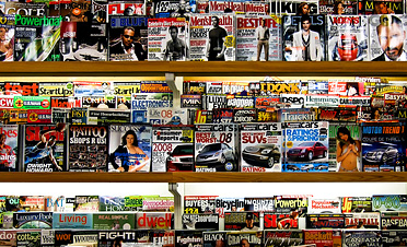 Banca de revistas