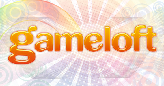 Logo da Gameloft na App Store