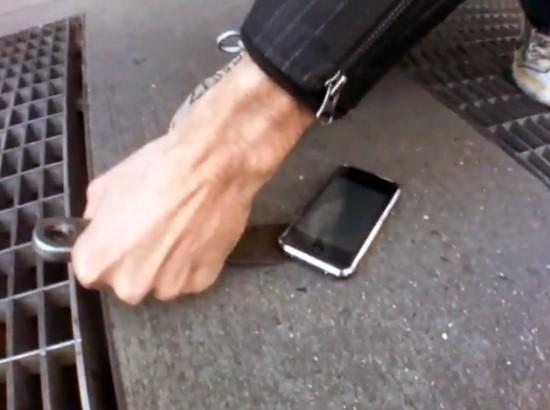 iPhone e pegadinha da OWLE