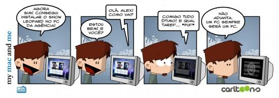My Mac And Me - Nao adianta...