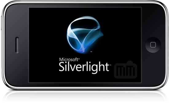 Silverlight no iPhone