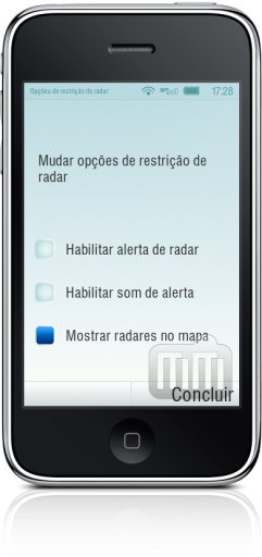 Sygic Mobile Maps Brazil 7.71.5 no iPhone
