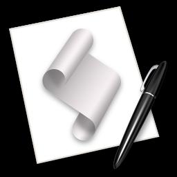 Ícone do AppleScript Editor