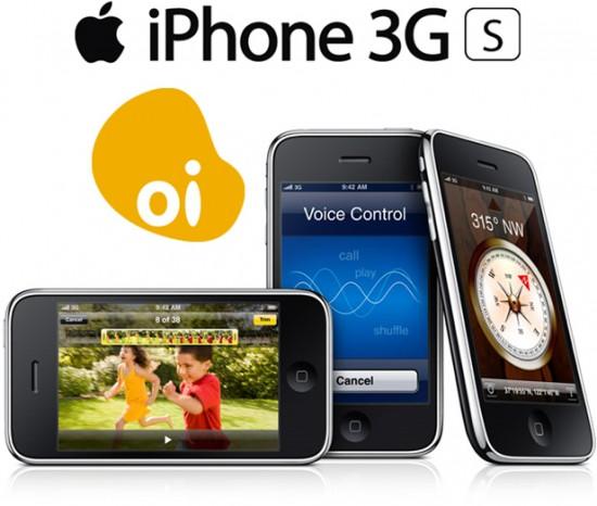 iPhone na Oi