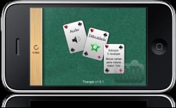 Triangle no iPhone