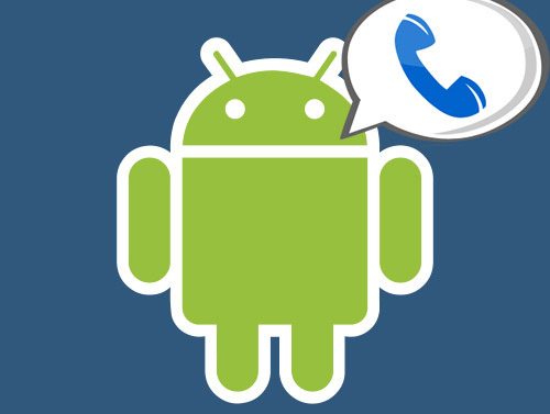 Google Android com Google Voice