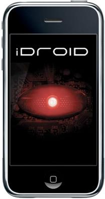 App iDroid para iPhone