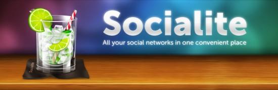 Socialite para Mac