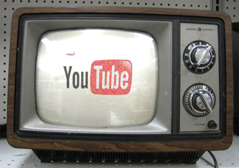 YouTube na TV
