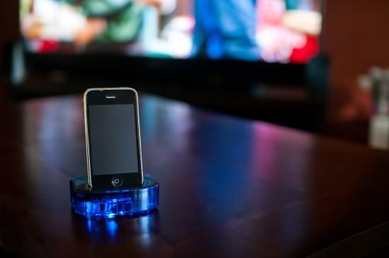 Dock RedEye - controle remoto universal para iPhone