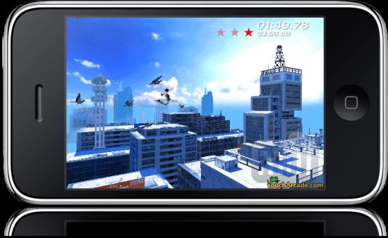 Mirror's Edge no iPhone