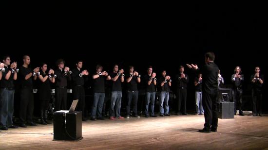 Orquestra de iPhones de Michigan